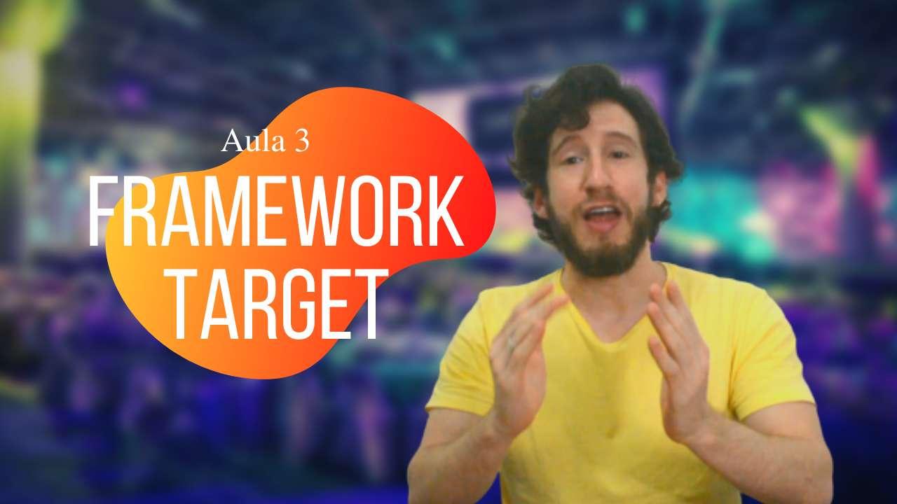 Framework TARGET para eventos – identificando seus pontos fortes e fracos