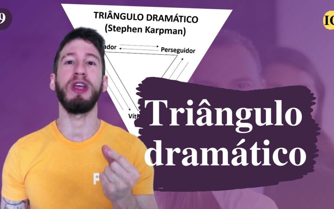 Como lidar com conflitos no trabalho em equipe: Triângulo Dramático